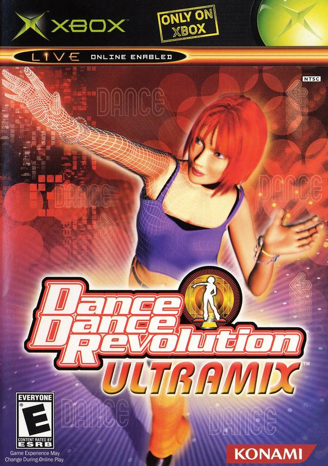 Dance Dance Revolution Ultramix - Xbox