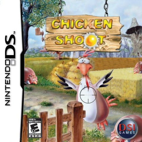 Chicken Shoot - Nintendo DS