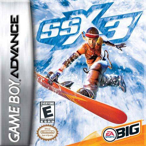 SSX 3 - Game Boy Advance [USED]
