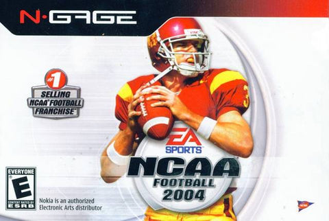 NCAA Football 2004 - N-Gage