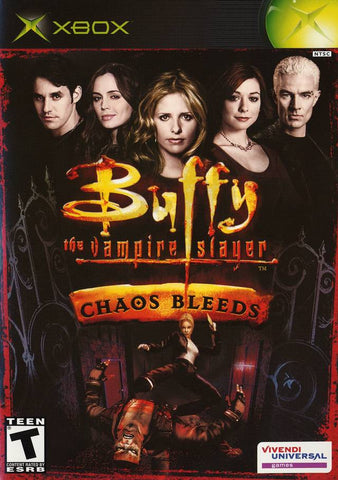 Buffy the Vampire Slayer: Chaos Bleeds - Xbox
