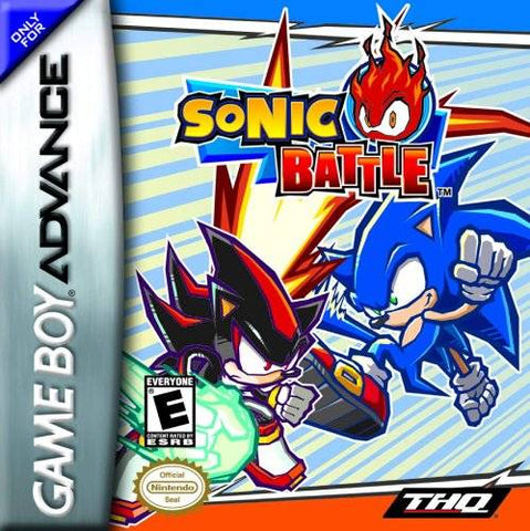 Sonic Battle - Game Boy Advance [USED]