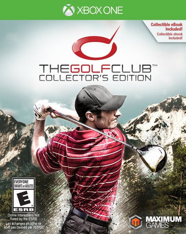 The Golf Club (Collector's Edition) - Xbox One