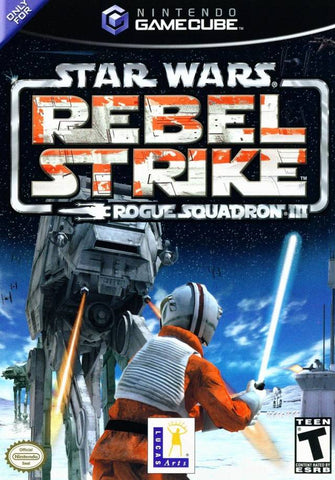 Star Wars Rogue Squadron III: Rebel Strike - GameCube [NEW]