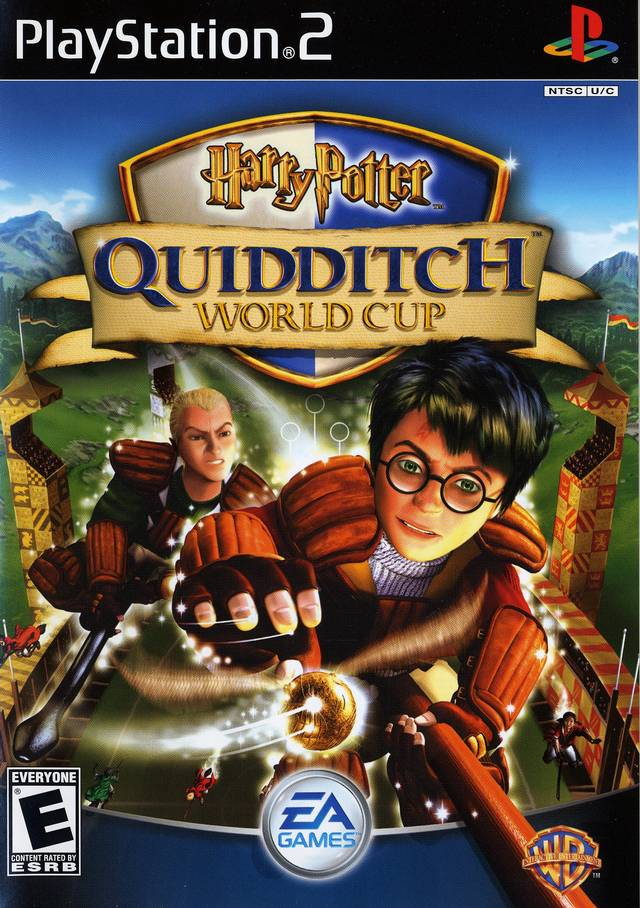 Harry Potter: Quidditch World Cup - PlayStation 2