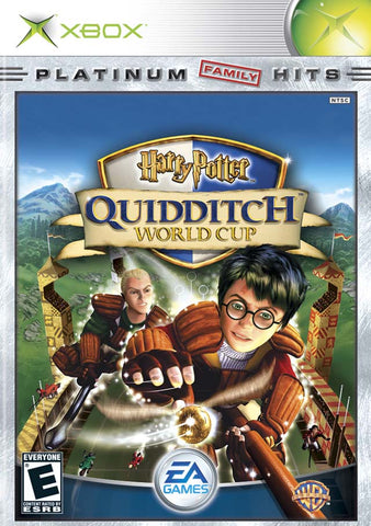 Harry Potter: Quidditch World Cup (Platinum Family Hits) - Xbox