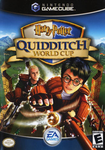 Harry Potter: Quidditch World Cup - GameCube [USED]