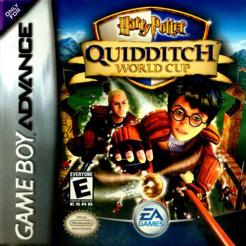 Harry Potter: Quidditch World Cup - Game Boy Advance [USED]