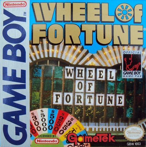 Wheel of Fortune - Game Boy [USED]