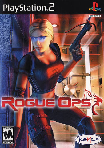 Rogue Ops - PlayStation 2