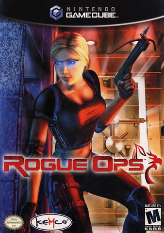 Rogue Ops - GameCube [USED]