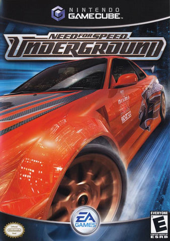 Need for Speed Underground - GameCube [USED]