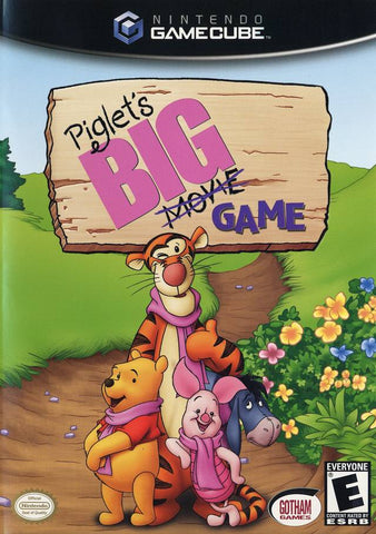Piglet's Big Game - GameCube [USED]