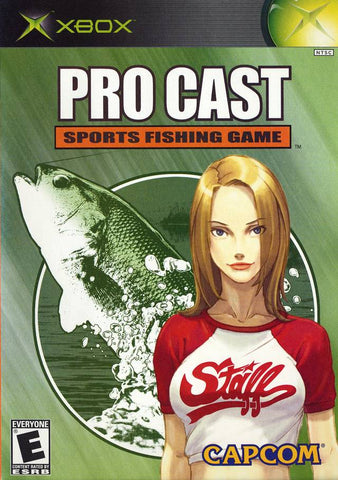 Pro Cast Sports Fishing - Xbox