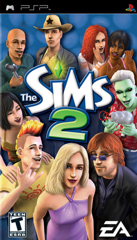 The Sims 2 - PSP
