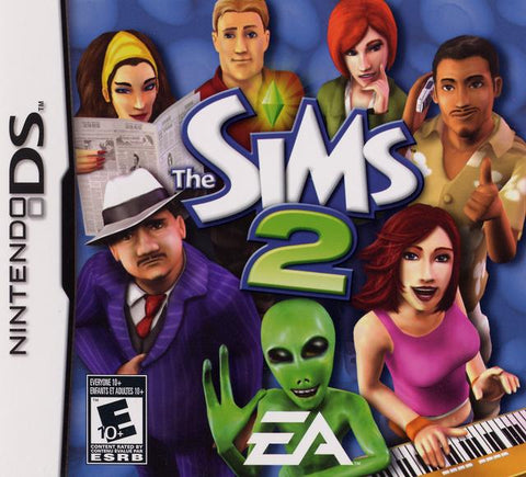 The Sims 2 - Nintendo DS