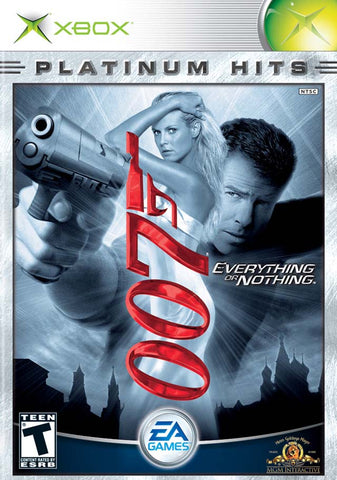 James Bond 007: Everything or Nothing (Platinum Hits) - Xbox
