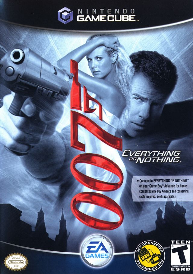 James Bond 007: Everything or Nothing - GameCube [NEW]
