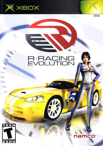 R: Racing Evolution - Xbox