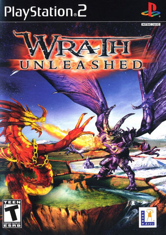 Wrath Unleashed - PlayStation 2