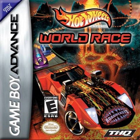 Hot Wheels: World Race - Game Boy Advance [USED]
