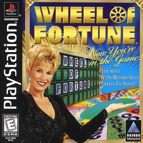 Wheel of Fortune - PlayStation