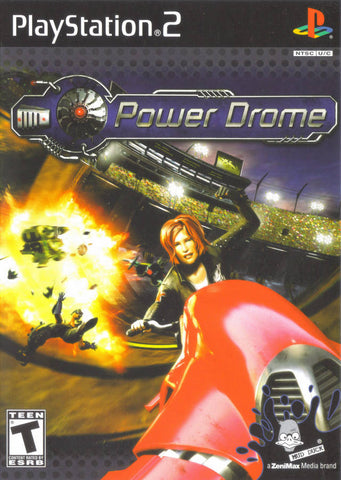 Power Drome - PlayStation 2