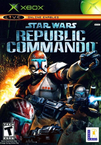 Star Wars: Republic Commando - Xbox