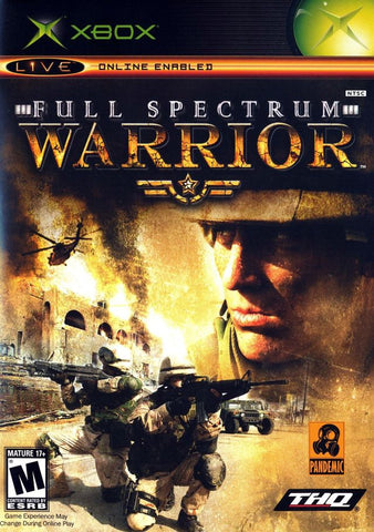 Full Spectrum Warrior - Xbox