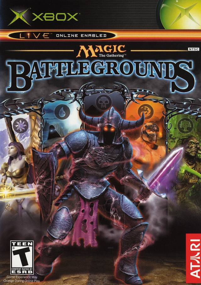 Magic: The Gathering - Battlegrounds - Xbox