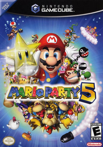 Mario Party 5 - GameCube [USED]