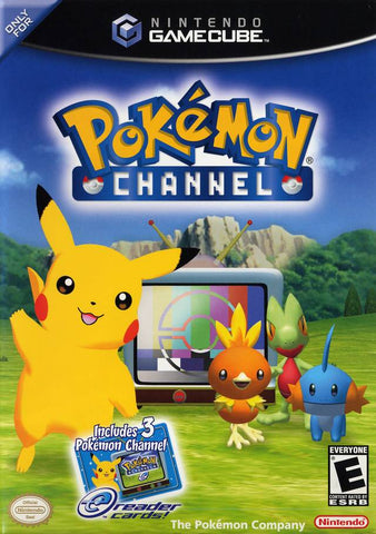 Pokemon Channel - GameCube [NEW]