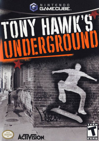 Tony Hawk's Underground - GameCube [NEW]