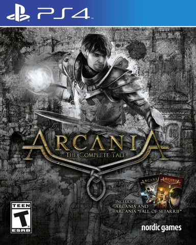 Arcania: The Complete Tale - PlayStation 4