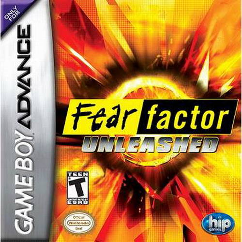 Fear Factor: Unleashed - Game Boy Advance