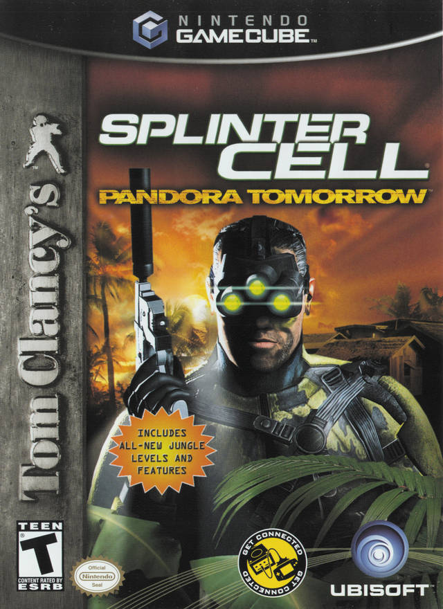 Tom Clancy's Splinter Cell: Pandora Tomorrow - GameCube [USED]