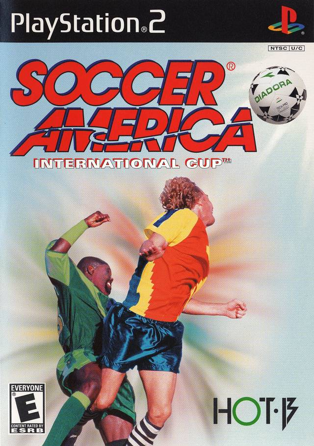 Soccer America: International Cup - PlayStation 2