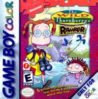The Wild Thornberrys: Rambler - Game Boy Color [USED]