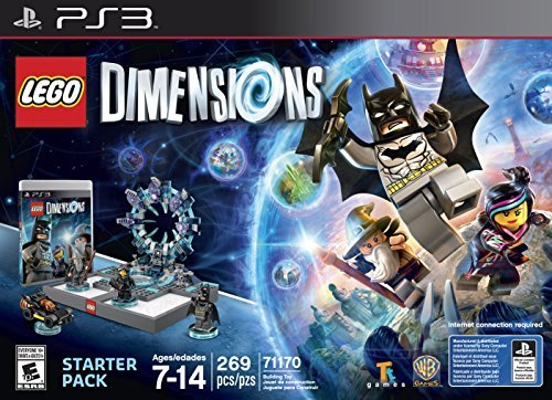 LEGO Dimensions (Starter Pack) - PlayStation 3