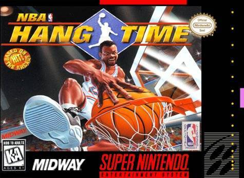 NBA Hang Time - Super Nintendo [USED]