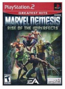 Marvel Nemesis: Rise of the Imperfects ( Greatest Hits ) - PlayStation 2