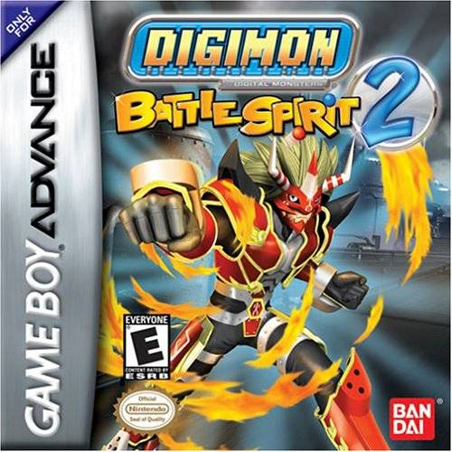 Digimon Battle Spirit 2 - Game Boy Advance