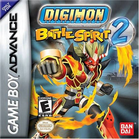 Digimon Battle Spirit 2 - Game Boy Advance [USED]