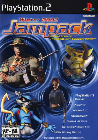 Jampack Winter 2002 - PlayStation 2
