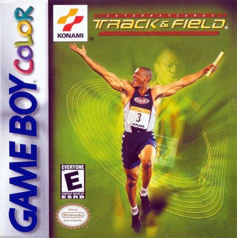 International Track & Field - Game Boy Color [NEW]