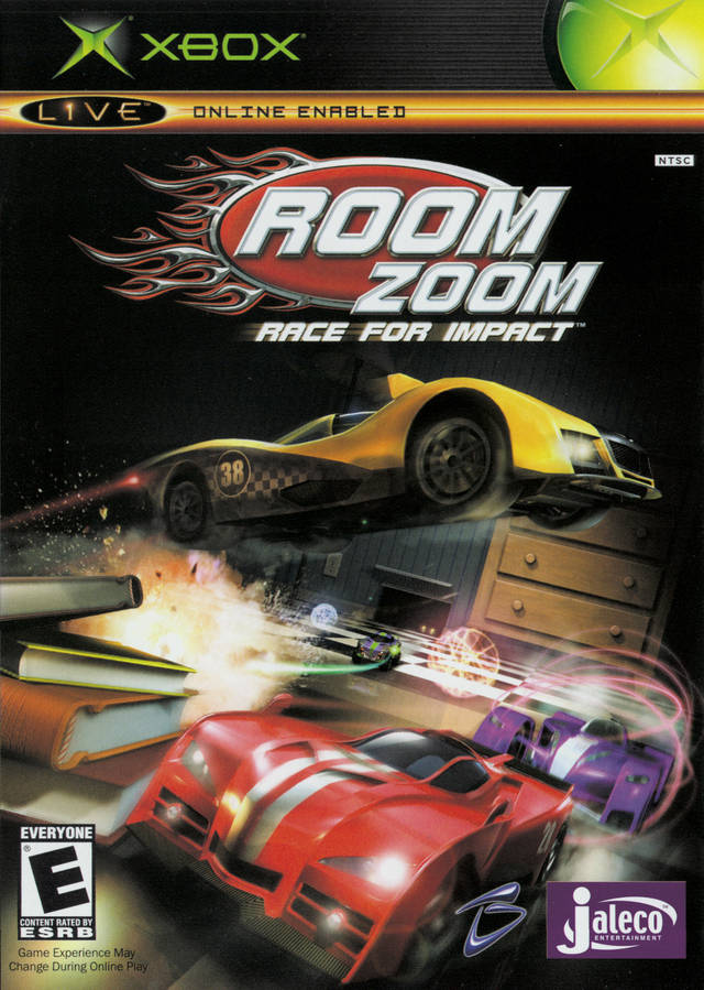 Room Zoom: Race for Impact - Xbox