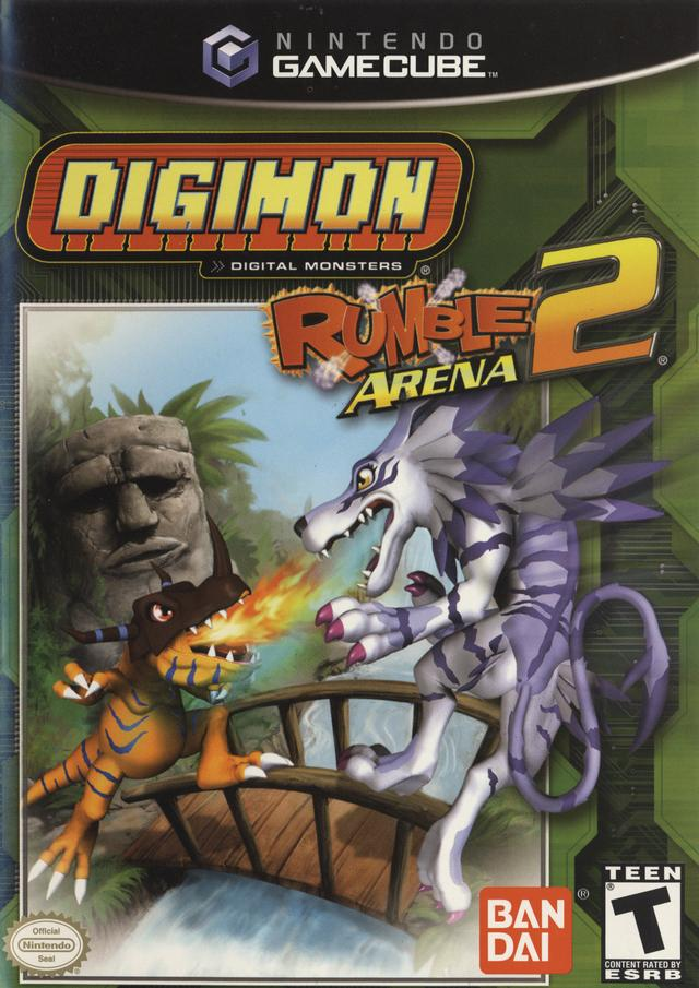 Digimon Rumble Arena 2 - GameCube [USED]