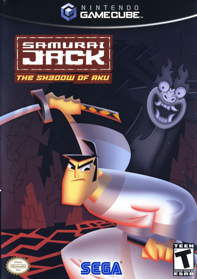 Samurai Jack: The Shadow of Aku - GameCube [USED]