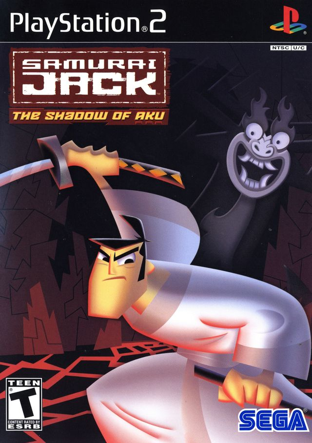 Samurai Jack: The Shadow of Aku - PlayStation 2