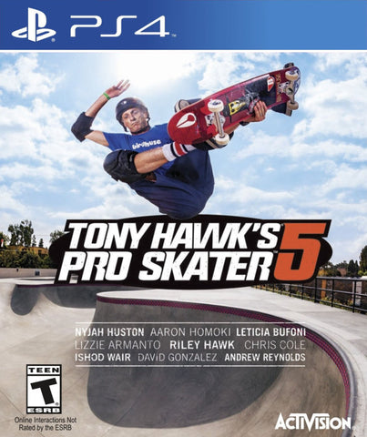 Tony Hawk's Pro Skater 5 - PlayStation 4